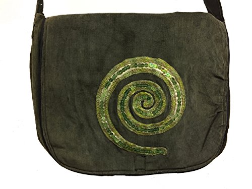 Baby Spiral Hand Bag Trade Tactile Shoulder Fair Lovely Cord Made Sequin Eternal 7YAFX