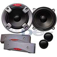 Boston Acoustic S50 5.25 Car Audio Component 2-way Speakers