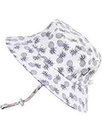 Baby Toddler Kids Sun Hat with Chin Strap, Adjustable...