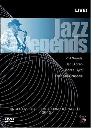 Jazz Legends Live, Vol. 4 ()