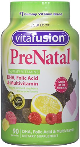 BX1001950 - Church Dwight Co, Inc. Vitafusion Prenatal Gummy Vitamins - 517VgvyjtkL - BX1001950 – Church Dwight Co, Inc. Vitafusion Prenatal Gummy Vitamins
