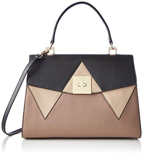 d cm Tosca H Mehrfarbig T Black cartable B Blu 14x24x33 x beige femme Trendy brown fqWSv0cqT