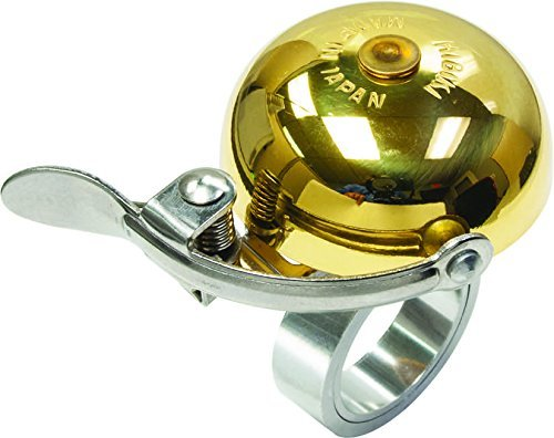 Nyc Tour Brass Bell Headset, 50mm Cyclone Bicycle BE0038