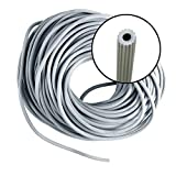 Phifer 3007731 Spline Gray 220x100' 7 Pack