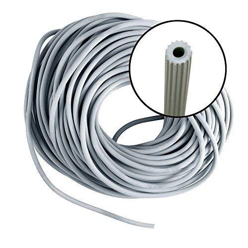 Phifer 3007731 Spline Gray 220x100' 7 Pack