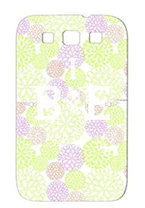 Hip Hop Music TPU White For Sumsang Galaxy S3 I Be SNAPPIN Case Cover