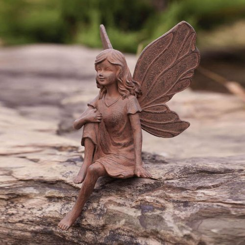 Earth Fairy Miranda Garden Statue (Catalog Fairy)