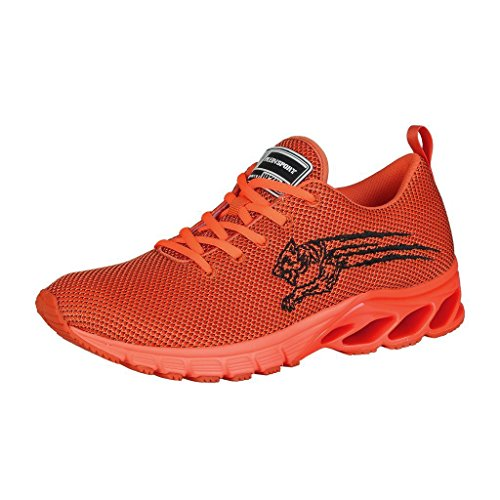 Ricamate Msc0313 Sneakers Light Thurmond Full Sport Oranges 7xPUqfgw
