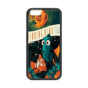 "[Tony-Wilson Phone Case] For Apple Iphone 6,4.7"" screen -IKAI0447717-Finding Nemo Series"