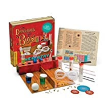 The Dangerous Book For Boys Classic Chemistry Science Kit