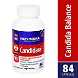 Enzymedica – Candidase, Complete Support for Balanced Yeast Levels, 84 Capsules (FFP) Review