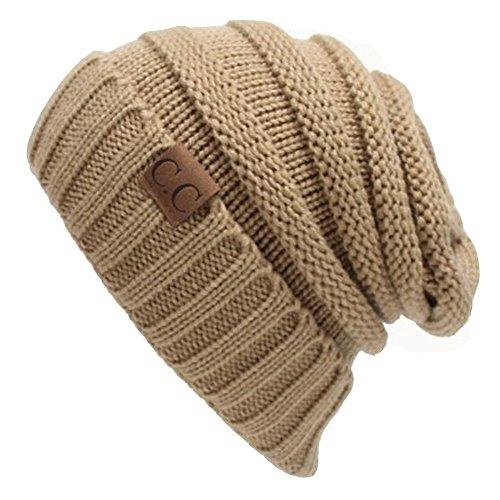 Ladies Lightweight Knit Beanie - 8