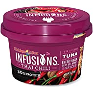 Chicken of the Sea Infusions Tuna, Thai Chili, 2.8 Oz Cups (Pack of 6)
