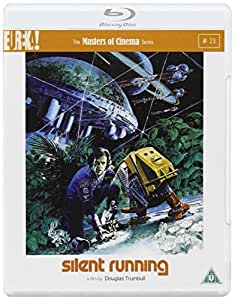 Silent Running ( Running Silent ) [ NON-USA FORMAT, Blu-Ray, Reg.B Import - United Kingdom ]