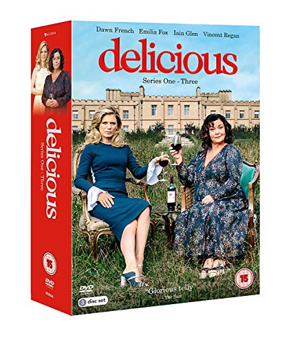 Delicious Series 1-3 Complete Box Set [DVD]