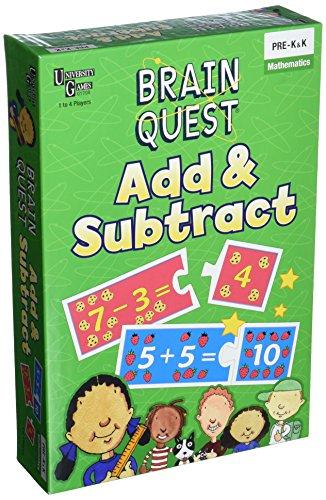 Brain Quest - Add & Subtract