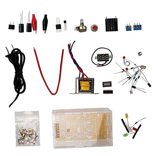 Gazechimp LM317 Einstellbar Spannung Netzteil DIY Kit