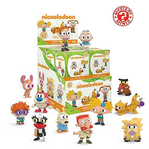 Funko 1990's Nickelodeon Mystery Mini Blind Box Display (Case of 12)