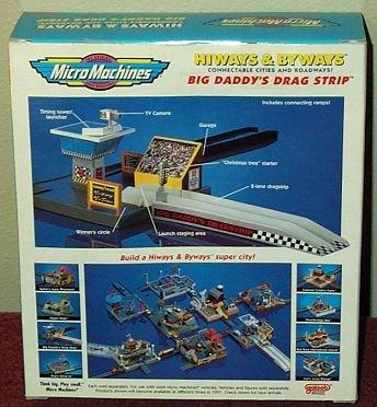 Review Big Daddy's Drag Strip