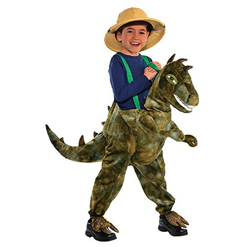 Child Dinosaur Ride-On Costume