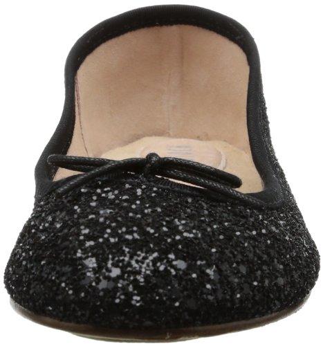 Bloch Eloise, Ballerine Donna, Nero (noir (black)), 36.5