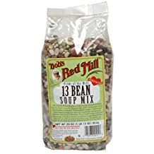 Bob's Red Mill 13 Bean Soup Mix, 29 oz by Bob's Red Mill