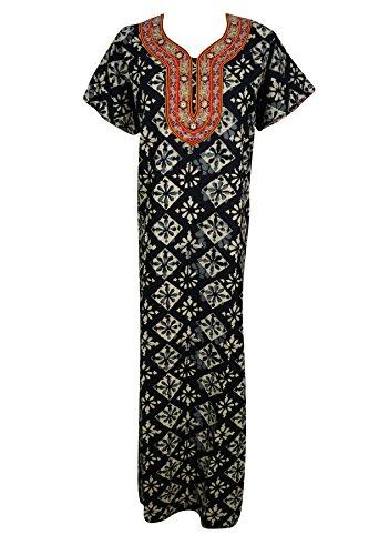 Vestido Beige Manga Mujer Corta Black Interior Para Mogul YXH65nxwqE
