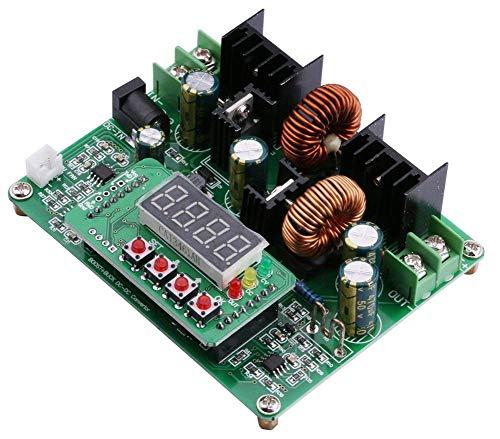 REES52 Boost Buck Converter, Auto Buck-Boost Board Numerical Control Step Up Down DC 10V-40V 12v 24v 36v to 0-38V 5v 9v 6A 240W Adjustable Constant Current Voltage Regulator Price & Reviews