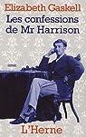Les confessions de Mr Harrison par Gaskell