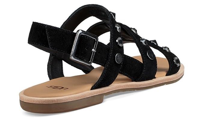 fd27c5361b6 UGG Womens Zariah Studded Bling Sandal