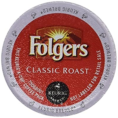 Folgers Gourmet Selections Classic Roast Coffee 120 K Cup Packs