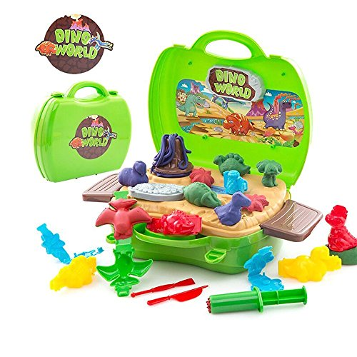 magic fun dough volcano - 1