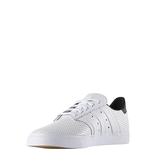 Zapatillas adidas - Seeley Premiere Classified blanco/negro/marrón talla: 40-2/3: Amazon.es: Zapatos y complementos