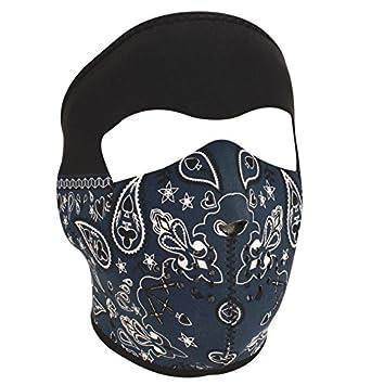 Hell Hound Zanheadgear Neoprene Full Face Mask