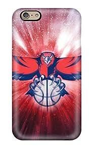 Amanda W. Malone's Shop atlanta hawks nba basketball (9) NBA Sports & Colleges colorful iPhone 6 plus 5.5 cases