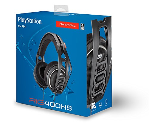 Plantronics RIG 400HS – Gaming Headset for PS4