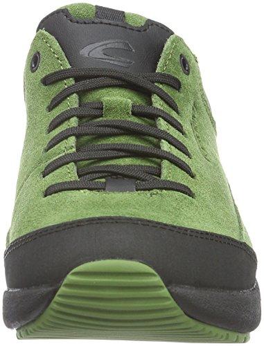 Kamel 72 F Sort grønn Aktive Grønn 02 Lav hopp joggesko SSPRrq