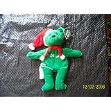 Ken Griffey Jr #24 Green Christmas Salvino's Bamm Beano's Bear [Toy]