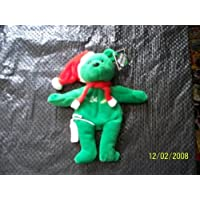 1 X Ken Griffey Jr # 24 Green Christmas Salvino's Bamm Beano's Bear