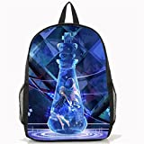 YOYOSHome Anime No Game No Life Cosplay BookBag Daypack Backpack School Bag