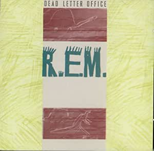 REM Dead Letter Office 1987 USA CD album CD70054 - Amazon.com Music