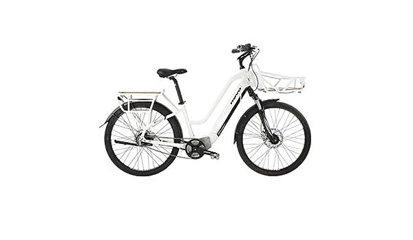BH-Bicicleta eléctrica EMOTION Revo Cargo de 2016-M: Amazon.es ...