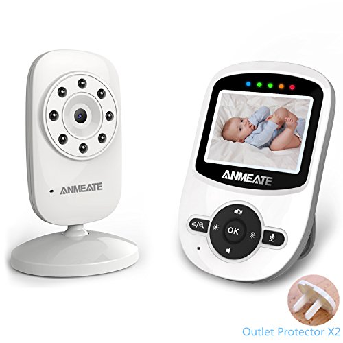 5276654df6269 Video Baby Monitor with Camera and Infrared Night Vision