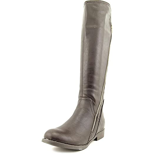 Womens Jadah Round Toe Knee High Fashion Boots