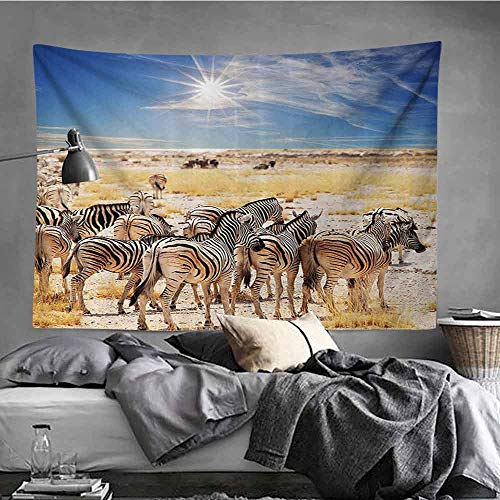 Aloha 40 Inches Home Decor - AndyTours Wall Tapestry for Bedroom,Wildlife Decor,Tapestry for Home Decor,40