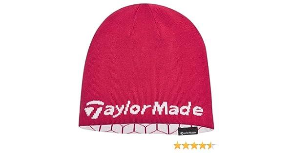 Pink TaylorMade TM15 Womens Tour Beanies