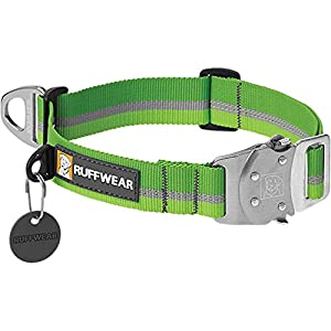 Ruffwear - Top Rope Strong, Reflective, Ballasted Dog Collar by Ruffwear, Inc.