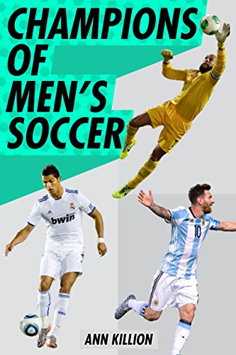 Champions of Men's Soccer by Philomel Books (Image #1)