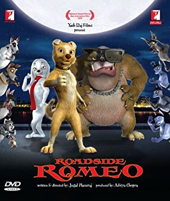 Amazon Com Roadside Romeo 2008 Hindi Animation Bollywood Movie