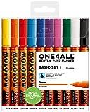 Molotow One4All 127 HS 10er Basic Set 1 10 Marker Paint Lack Acryl 127HS Kit box